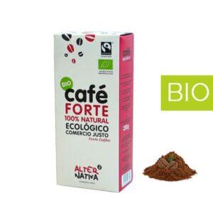 Café Forte BIO Molido 250 gr Comercio Justo (0,46€/dosis)