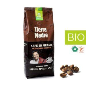 Café Natural BIO Grano 1 kilo Comercio Justo (0,14€/dosis)