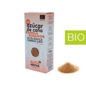 Azúcar BIO de Caña Panela de Ecuador 400 gr Comercio Justo