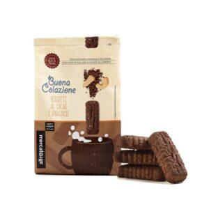 Galletas de Cacao y Anacardos Comercio Justo