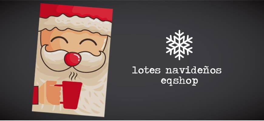 El regalo más solidario para estas Navidades. Lotes Navideños.