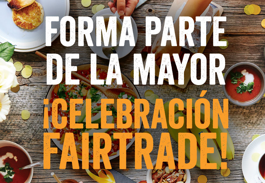 ¡Únete al World Fairtrade Challenge! 2017