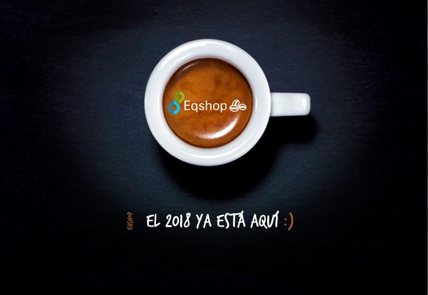 2018 Ya está Aquí. Café Comercio Justo