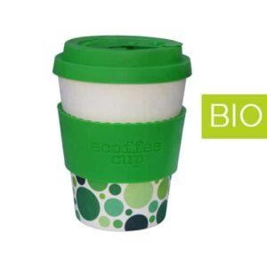Vaso de Bambú Gaia 12 oz Biodegradable