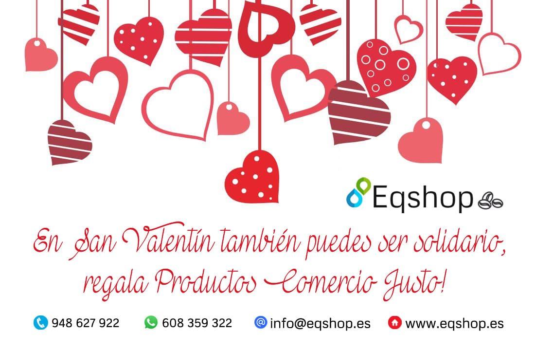 2019 en San Valentín, regala solidaridad.