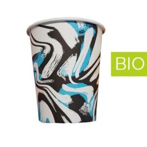 Vasos Cartón 6 oz ecológico (100 un)